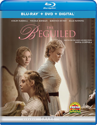The Beguiled 2017 Dual Audio 720p BRRip 900Mb x264