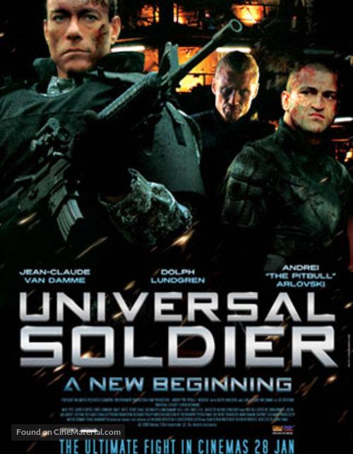 Universal Soldier Regeneration 2009 Hindi Dual Audio 720p BluRay 800MB ESubs Free Download