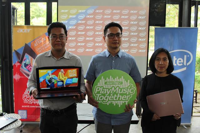 Acer Day 2018 Bandung