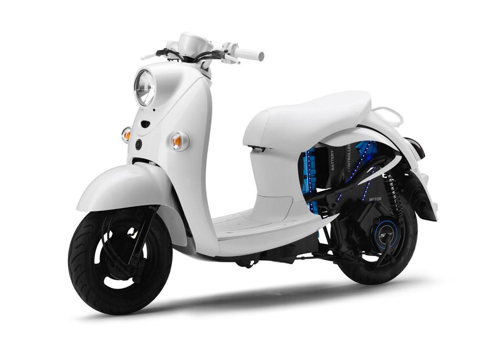 e8529089226 Honda e Yamaha se unem para expandir motos elétricas