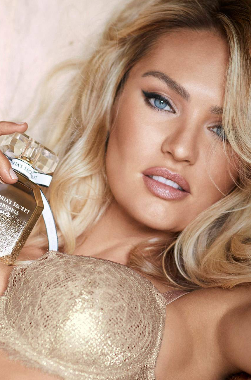Victoria's Secret Champagne Nights Dream Angels Holiday Collection