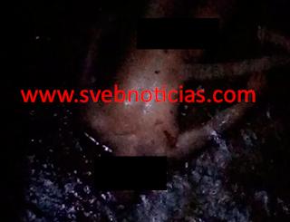 Hallan presunto ejecutado en Tuxpan Veracruz