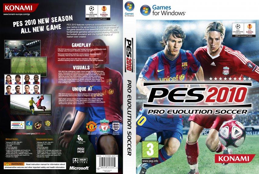 pro evolution soccer 2009 pc  full version