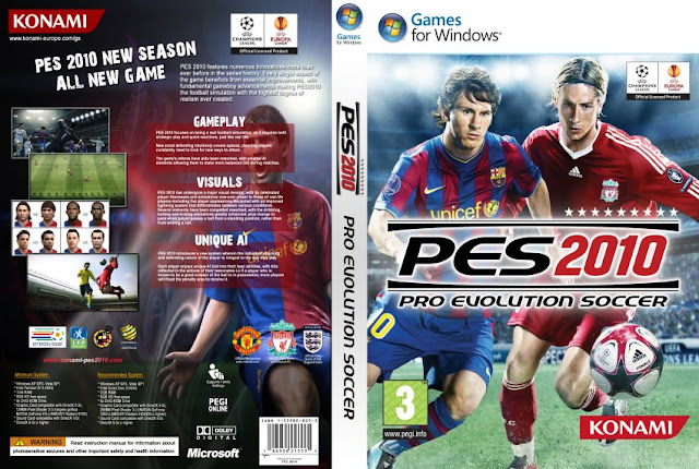 Pes 2010 Pc Crack Only Download idea gallery