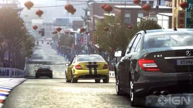 لعبة grid autosport للاندرويد