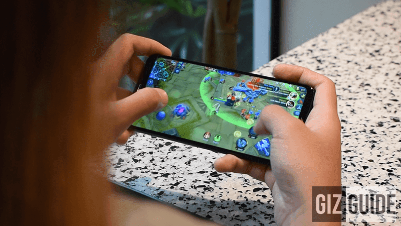 Honor Play can play heavy games with ease