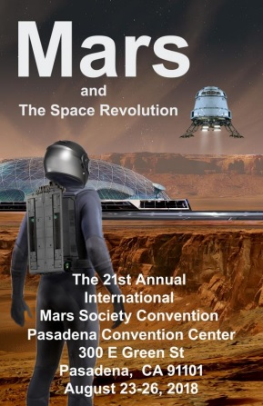 The 21st Annual International Mars Society Convention