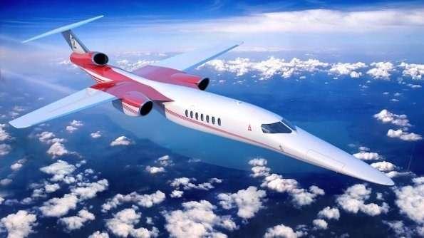 General Electric busca revolucionar los vuelos con este 'motor supersónico'