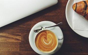 Wallpaper: Cappuccino