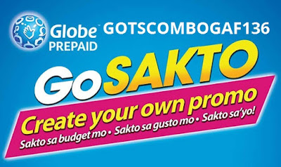 GOTSCOMBOGAF136 : 1000 Texts to Globe/TM/ABS-CBN/Cherry for 1 Month