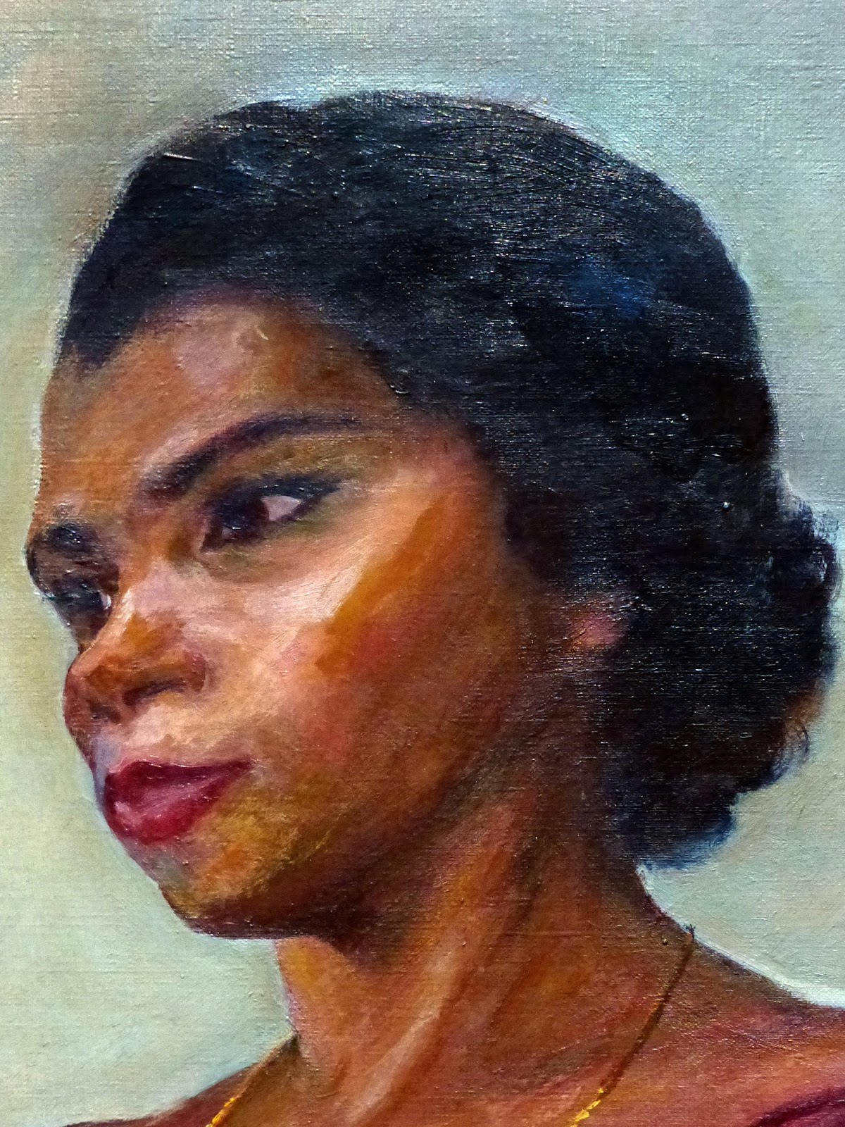 The Portrait Gallery Marian Anderson