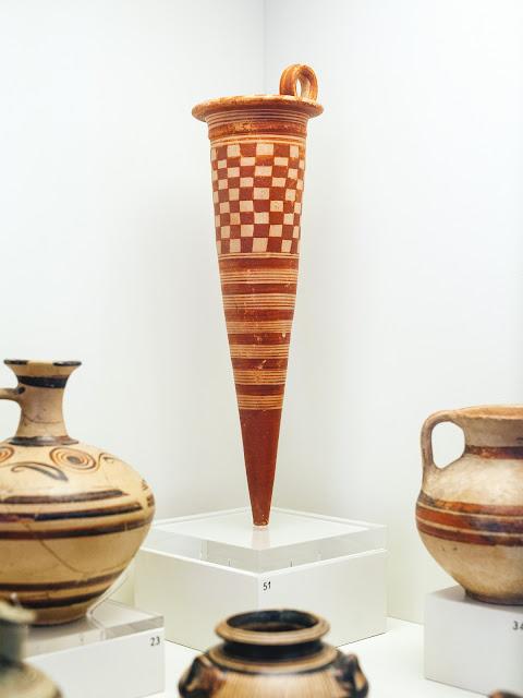 10 αριστουργήματα στο μουσείο της Σαλαμίνας