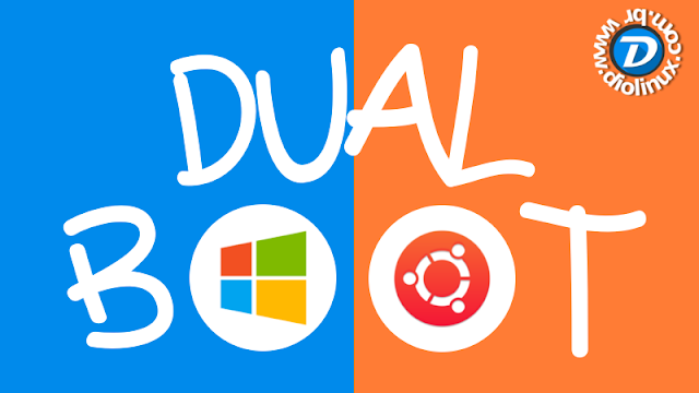 Dual Boot com Windows 10 e Linux Ubuntu tutorial completo