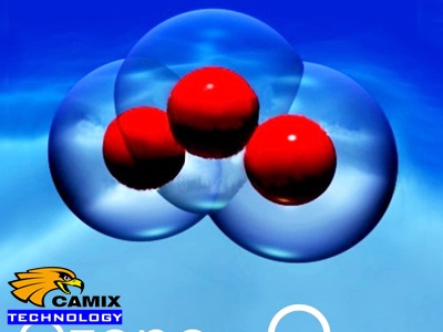 Thiết bị khử trùng bằng ozone - Cấu tạo của ozone