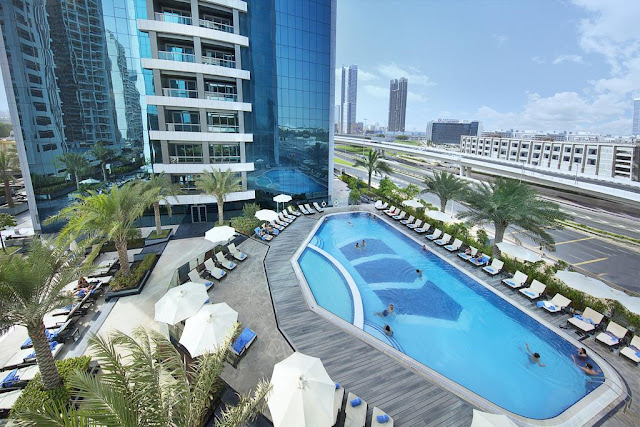 فندق أوتانا أحد فنادق دبي للعرسان