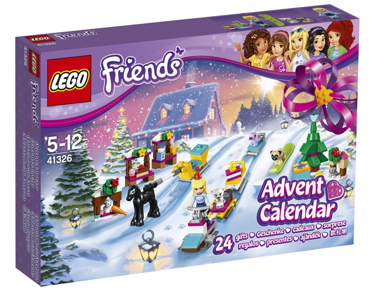 Heartlake Times: Official LEGO Friends Summer 2017 sets and Polybags