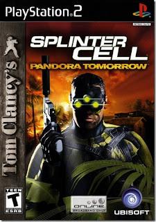Tom Clancy's Splinter Cell: Pandora Tomorrow (PS2) 2004