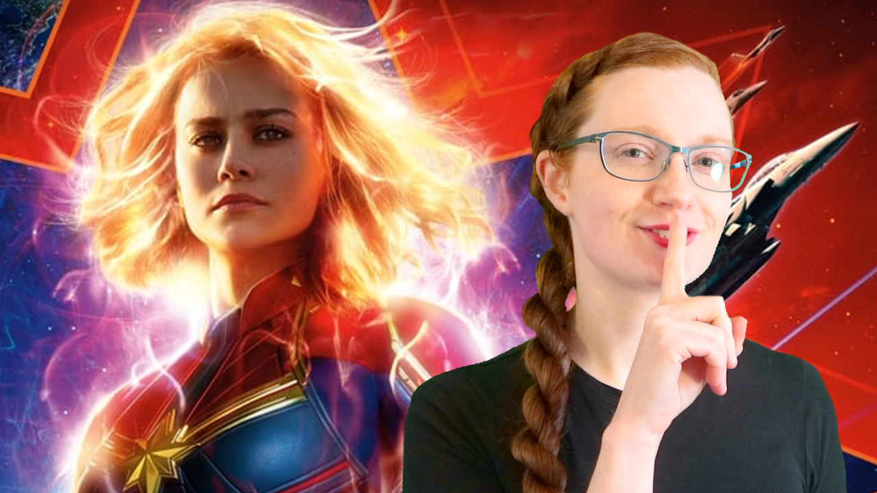 Captain Marvel fight analysis