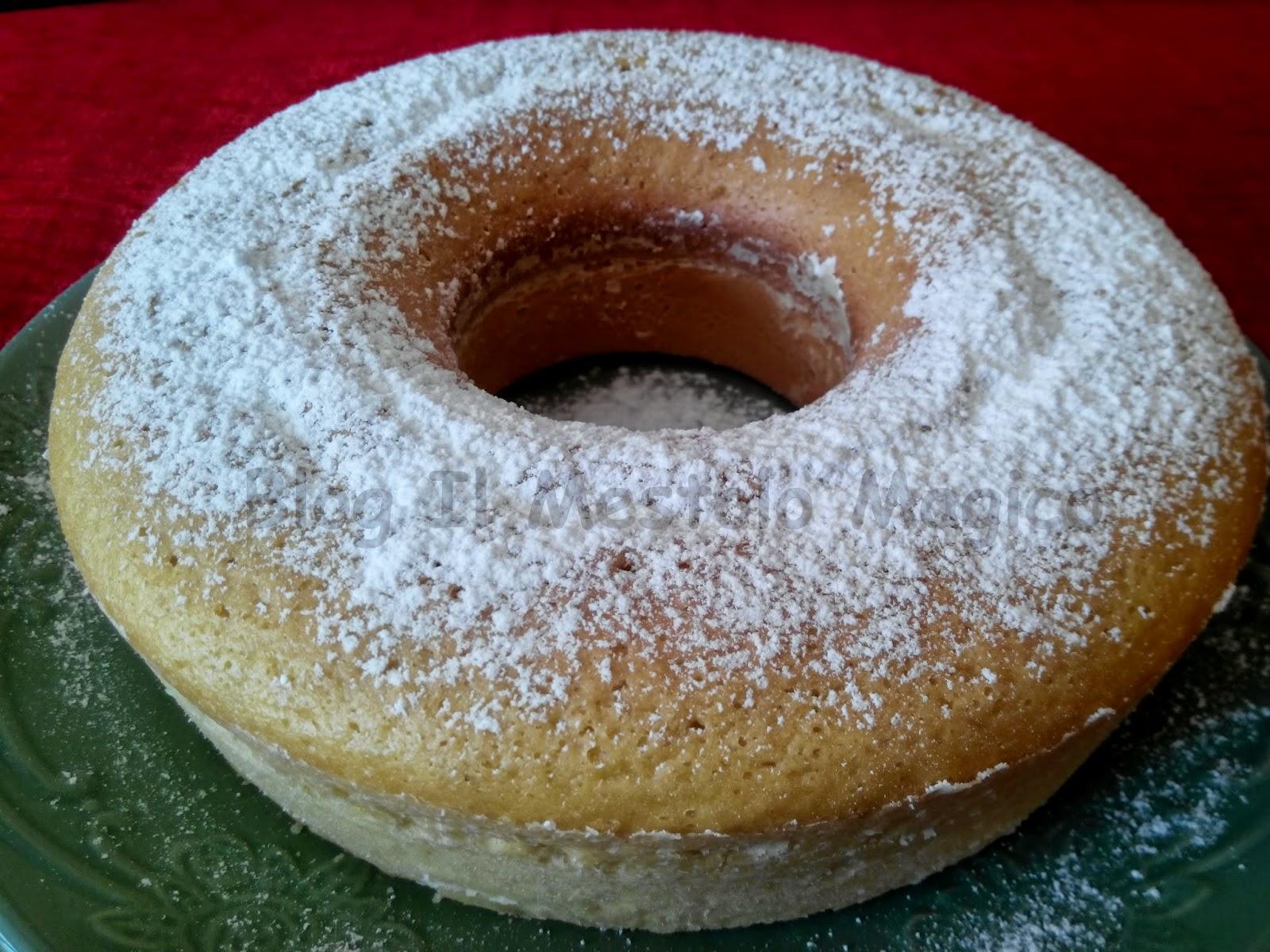 Favoloso Il Mestolo Magico: Torta con Latte di Mandorle PF89