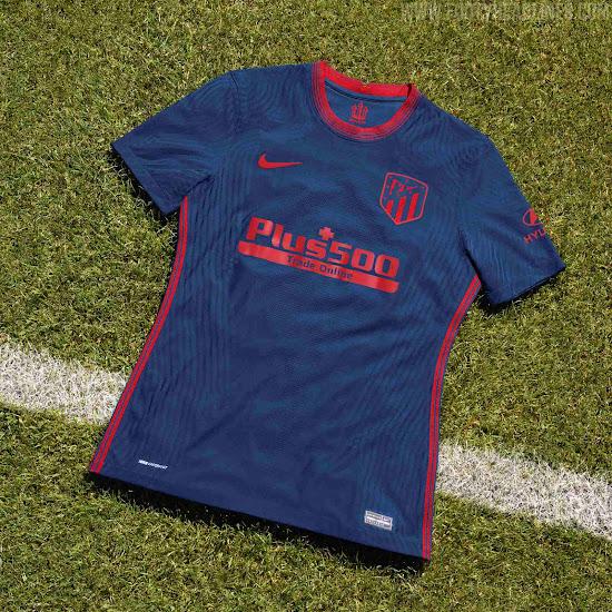 Atletico Madrid 20 21 Away Kit Released Footy Headlines