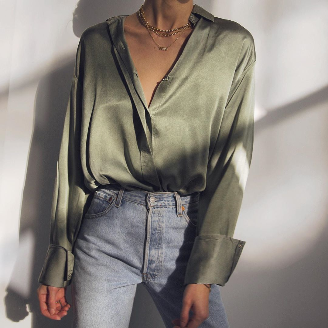 15 Pretty Blouses to Buy for Spring