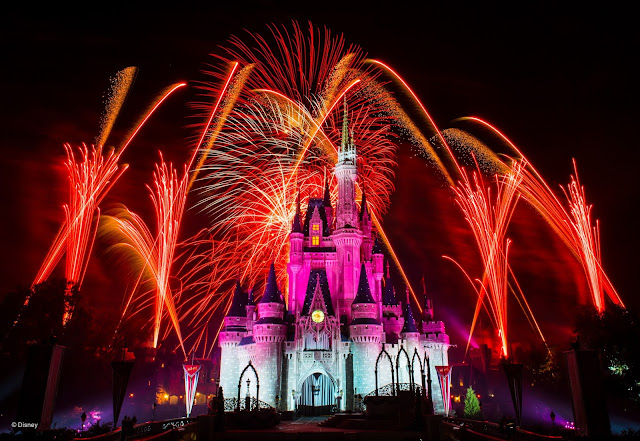 Happily Ever After - Magic Kingdom