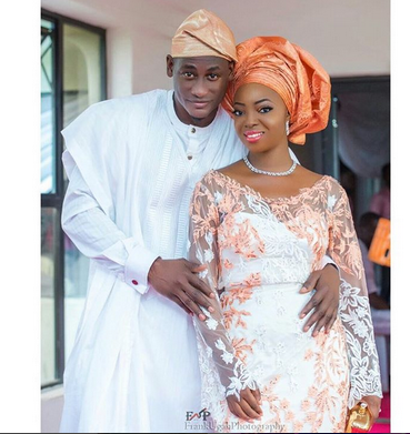 Has Truly Blessed Me Kunbi Oyelese Gushes About Her Wedding Introduction