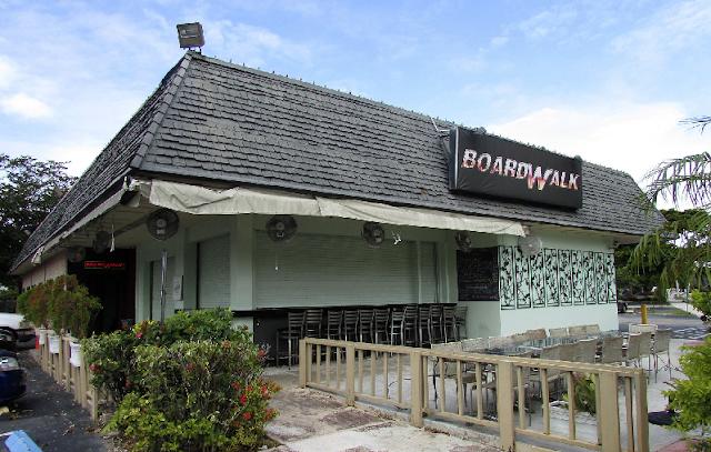 Boardwalk em Fort Lauderdale