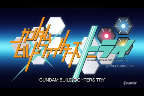 Watch Gundam Build Fighters Try