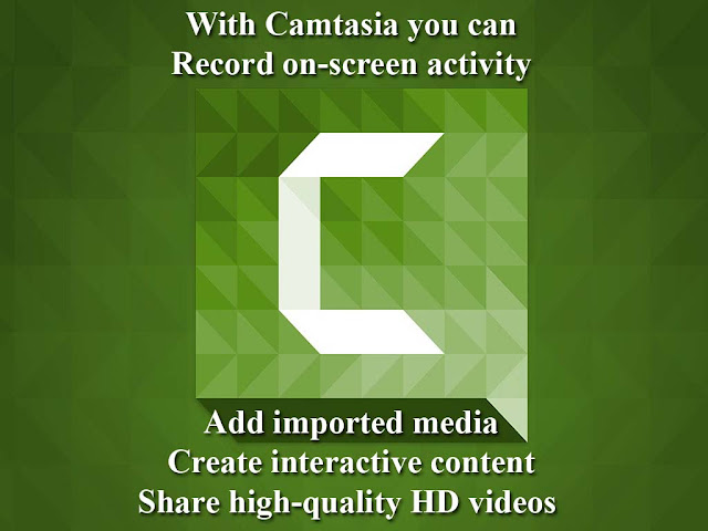 Camtasia Mian usage