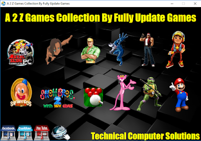 A 2 Z Games Collection Download