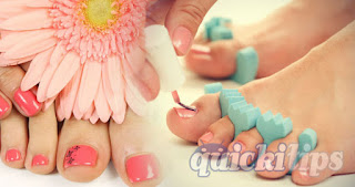 How to do a perfect pedicure at home step by step