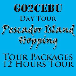Pescador Island Hopping in Cebu Day Tour Itinerary 12 Hours Package