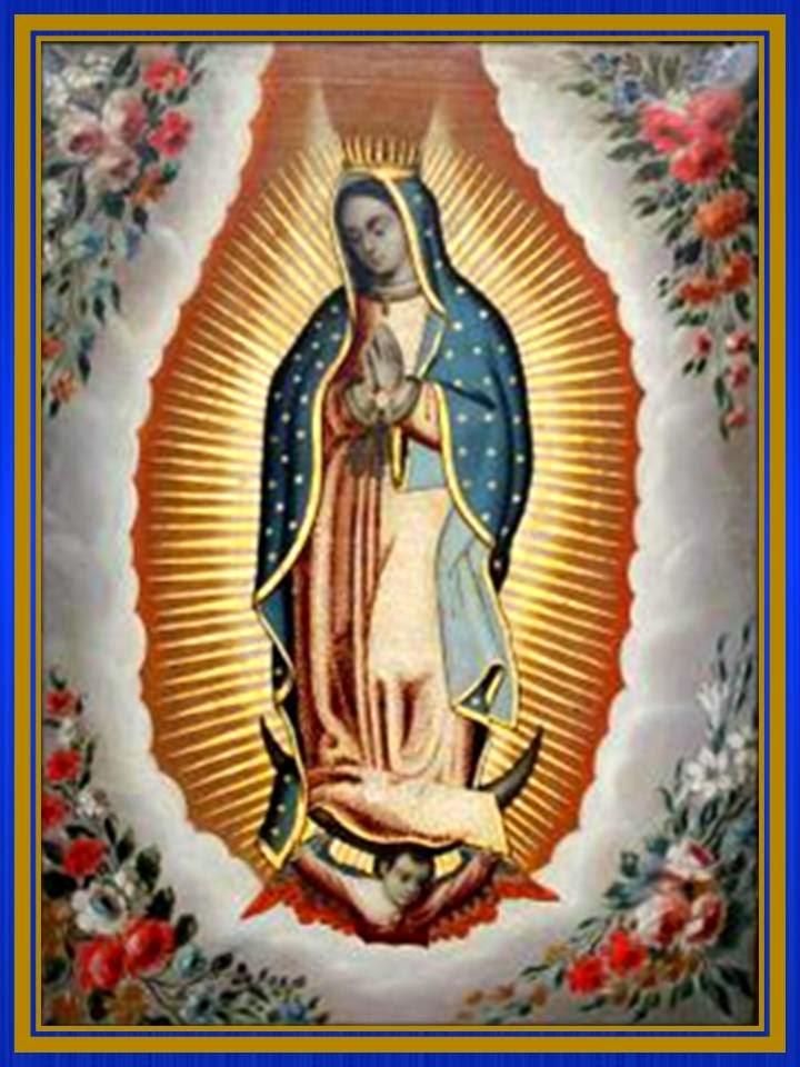 Oracion A La Virgen De Guadalupe Para Casos Imposibles Y Urgentes Oraciones A Los Santos