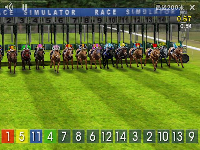 IT Easily: 模擬賽馬 Android App