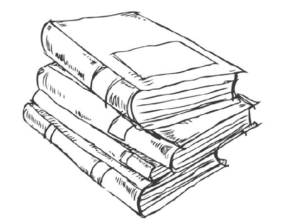 Dibujos Para Colorear De Libro Y Libreta: Colorear 1 Dibujos Para Colorear Libro De Visitas Im 225