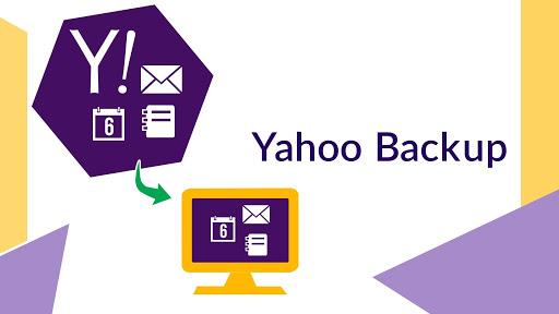 Yahoo Mail Backup