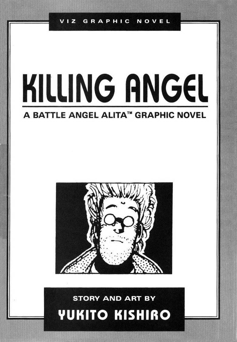 Battle Angel Alita chapter 13 trang 4
