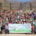 ورزازات  :ازيد من 150 طفلا وطفلة يستفيدون من المخيم الصيفي بمخيم اجلموز الجبلي