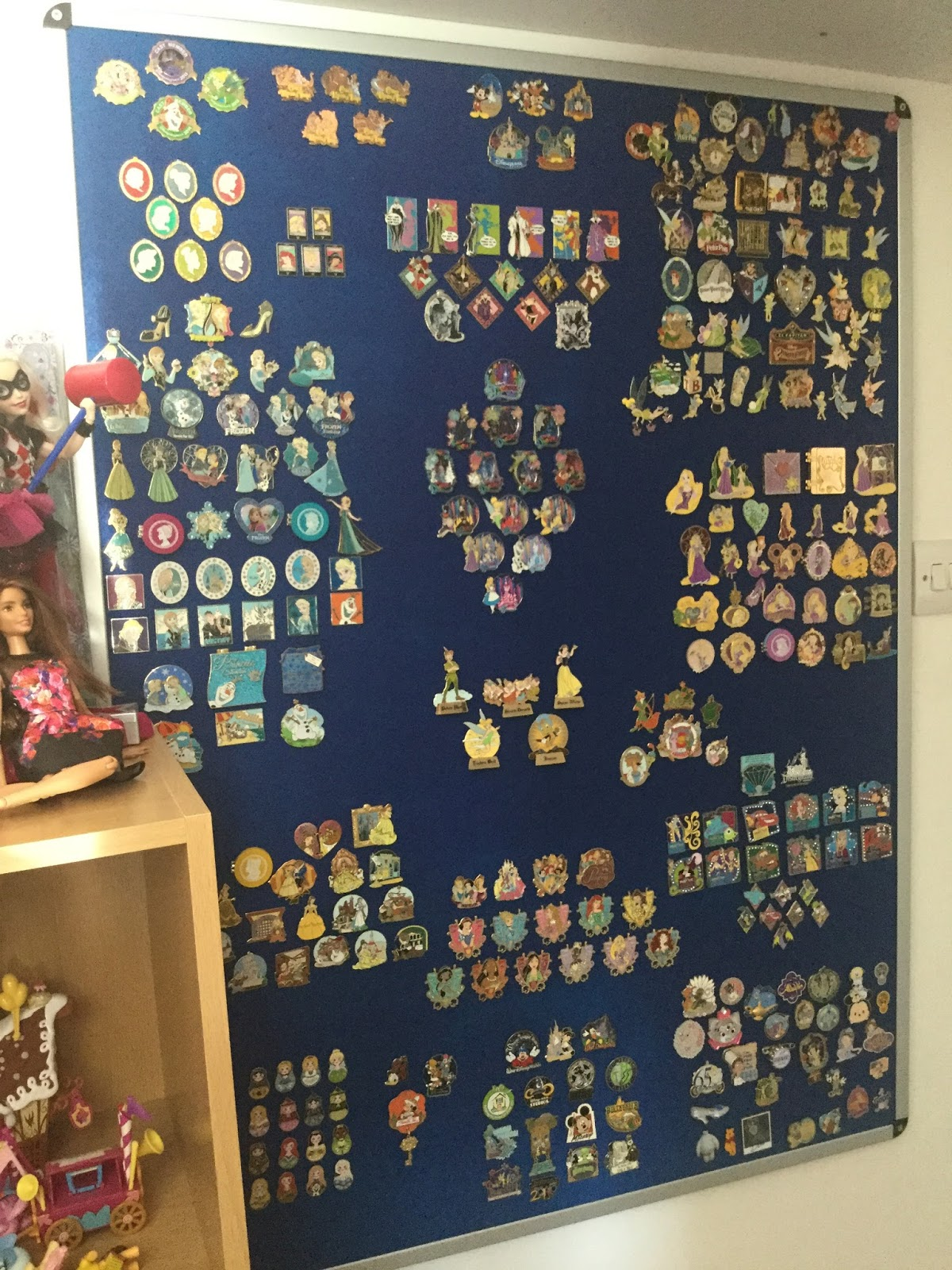 My Disney Pin Collection - The Perks of being Me