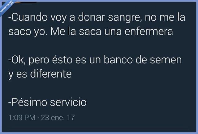 Bancos y Donaciones