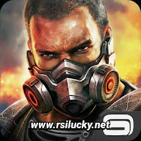 Modern Combat 4 : Zero Hour Apk Data Compress