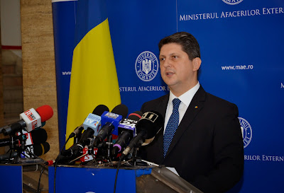 Titus Corlățean, Ponta-kormány, államelnök-választások, Románia, politika, BEC, Teodor Meleșcanu