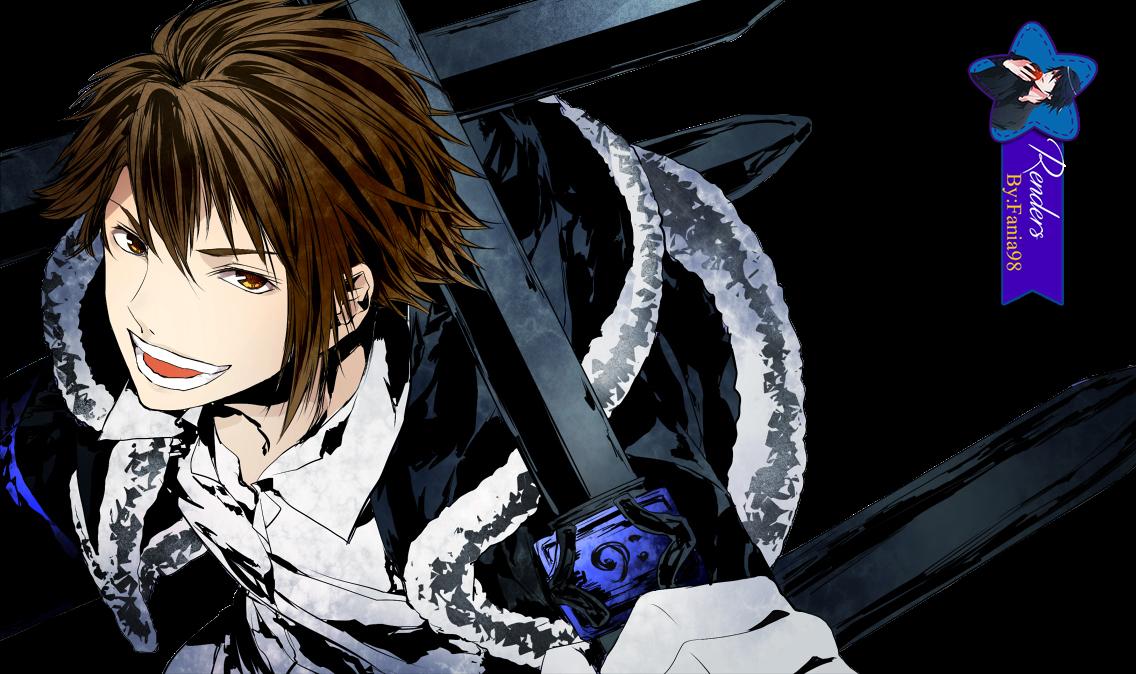Ryunosuke Trigger- Render
