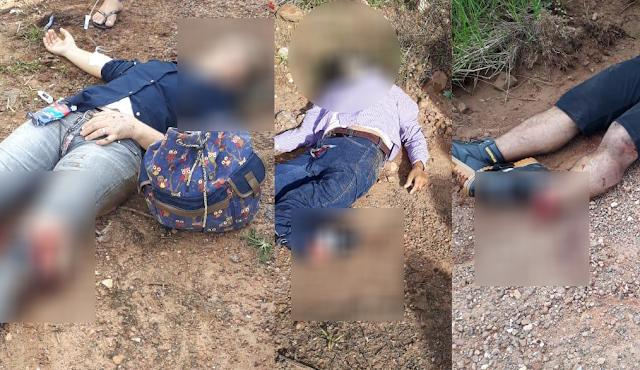 Grave acidente envolvendo duas motos próximo a Alvorada tira vida de Jiparanaense