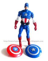 Captain America Winter Soldier 6in KO Single B k2