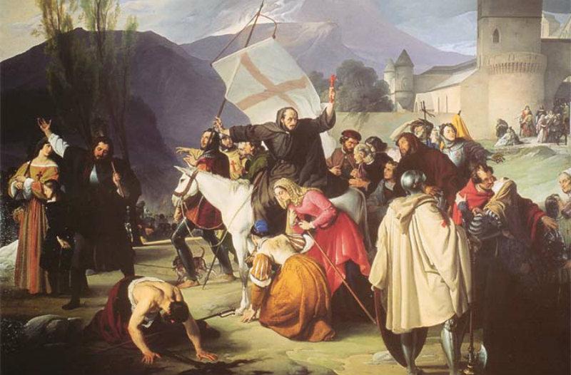 La cruzada