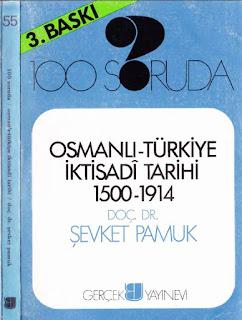 Şevket Pamuk - 100 Soruda- Osmanlı Türkiye İktisadi Tarihi