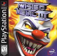 capa do jogo twisted metal 3 PS1 1998 site-jogo-sem-vírus