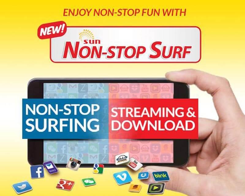 Sun Non Stop Surf